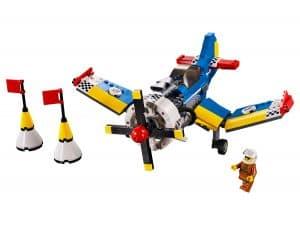 lego racevliegtuig 31094