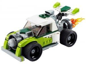 lego raketwagen 31103