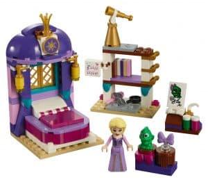 lego rapunzels slaapkamer 41156