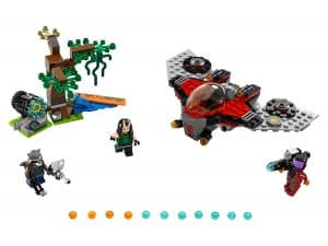 lego ravager aanval 76079