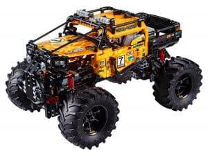 lego rc x treme off roader 42099