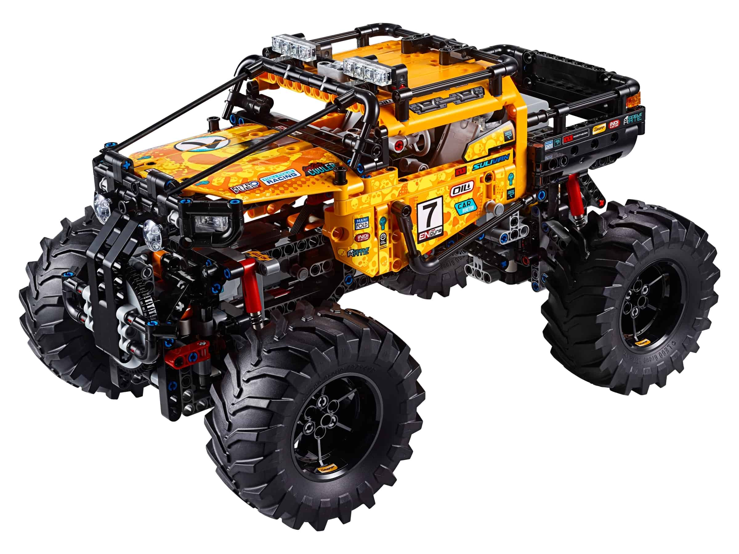 lego rc x treme off roader 42099