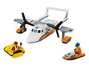 lego reddingswatervliegtuig 60164