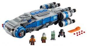 lego resistance i ts transport 75293