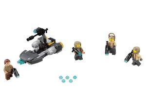 lego resistance trooper battle pack 75131
