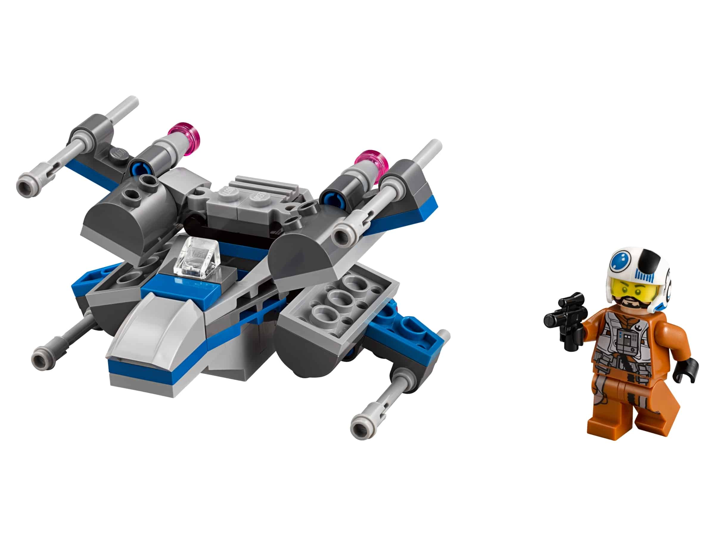 lego resistance x wing fighter 75125