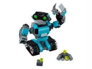 lego robotverkenner 31062