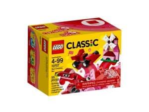 lego rode creatieve doos 10707