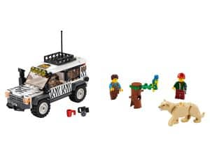 lego safari off roader 60267