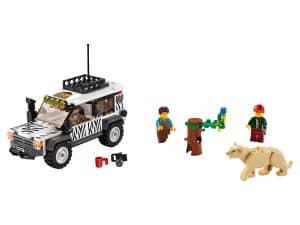 lego safari off roader 60267