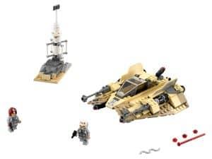 lego sandspeeder 75204