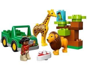 lego savanne 10802