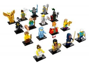 lego serie 15 71011