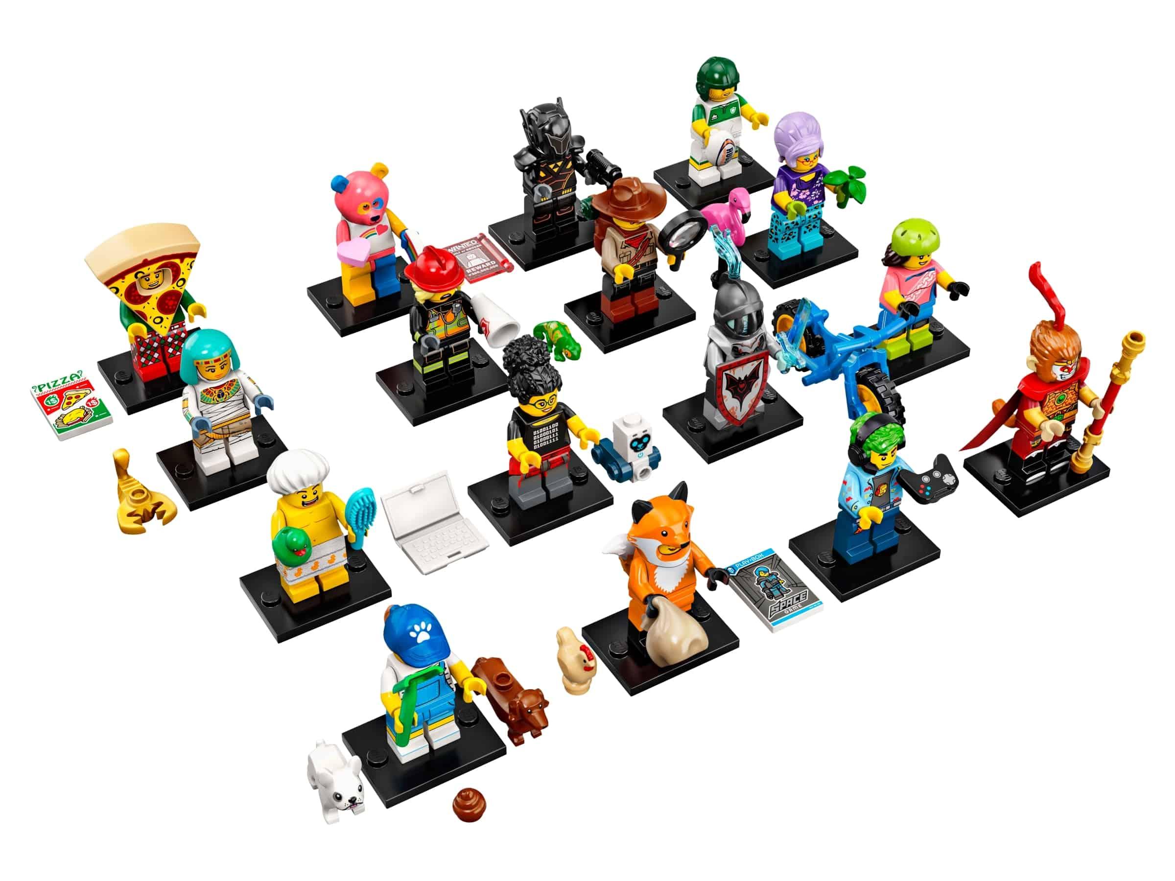lego serie 19 71025