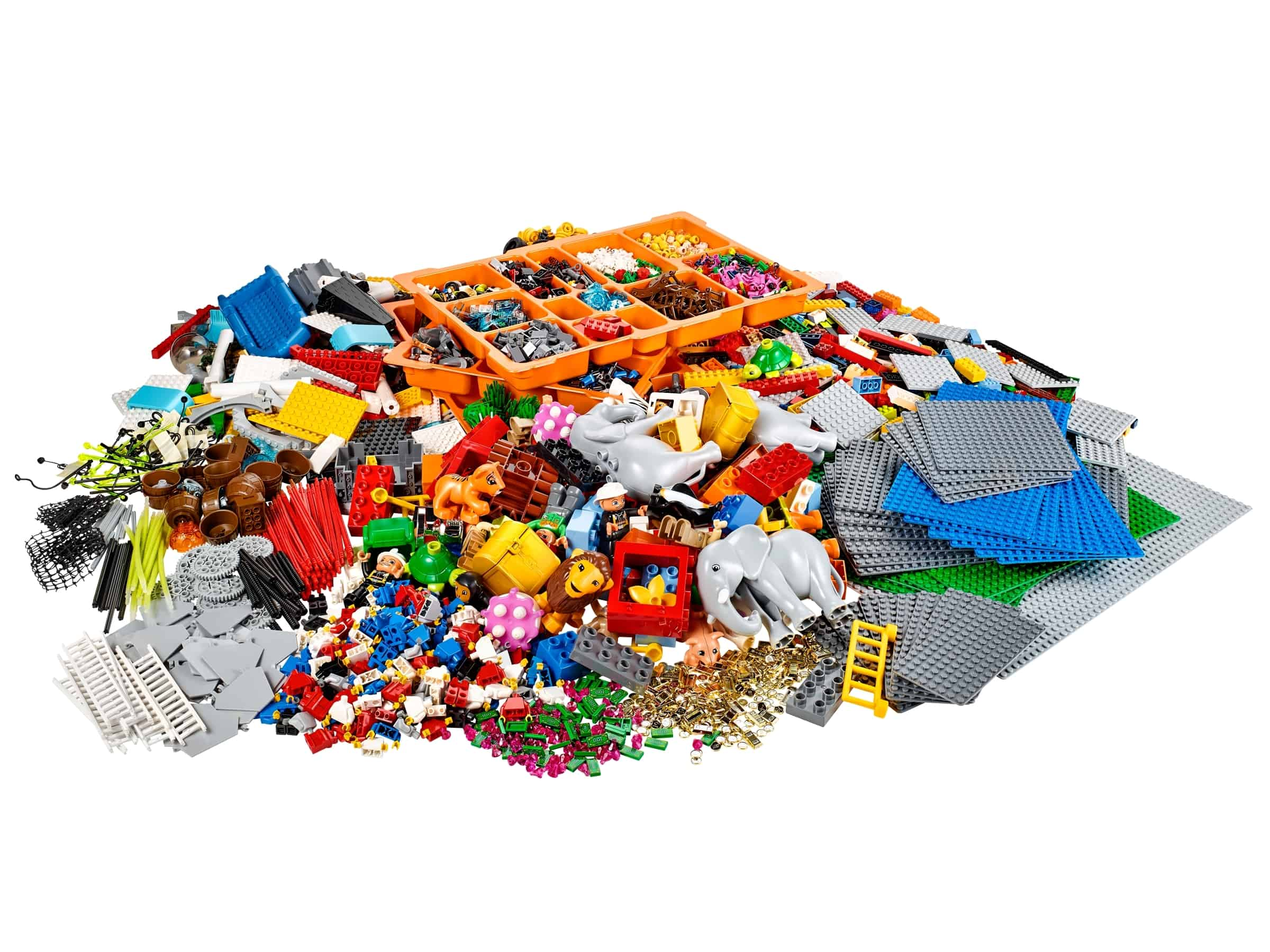 lego serious play identity and landscape kit 2000430