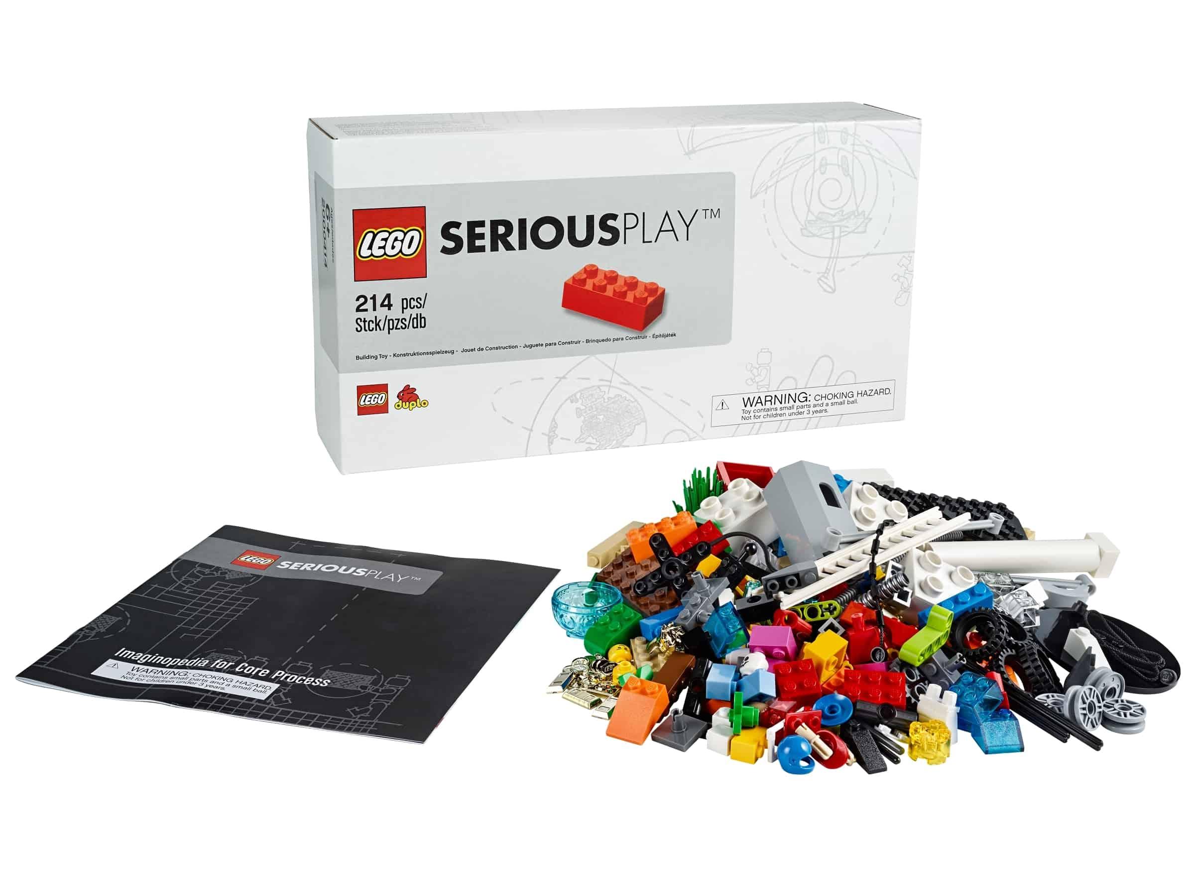 lego serious play starter kit 2000414