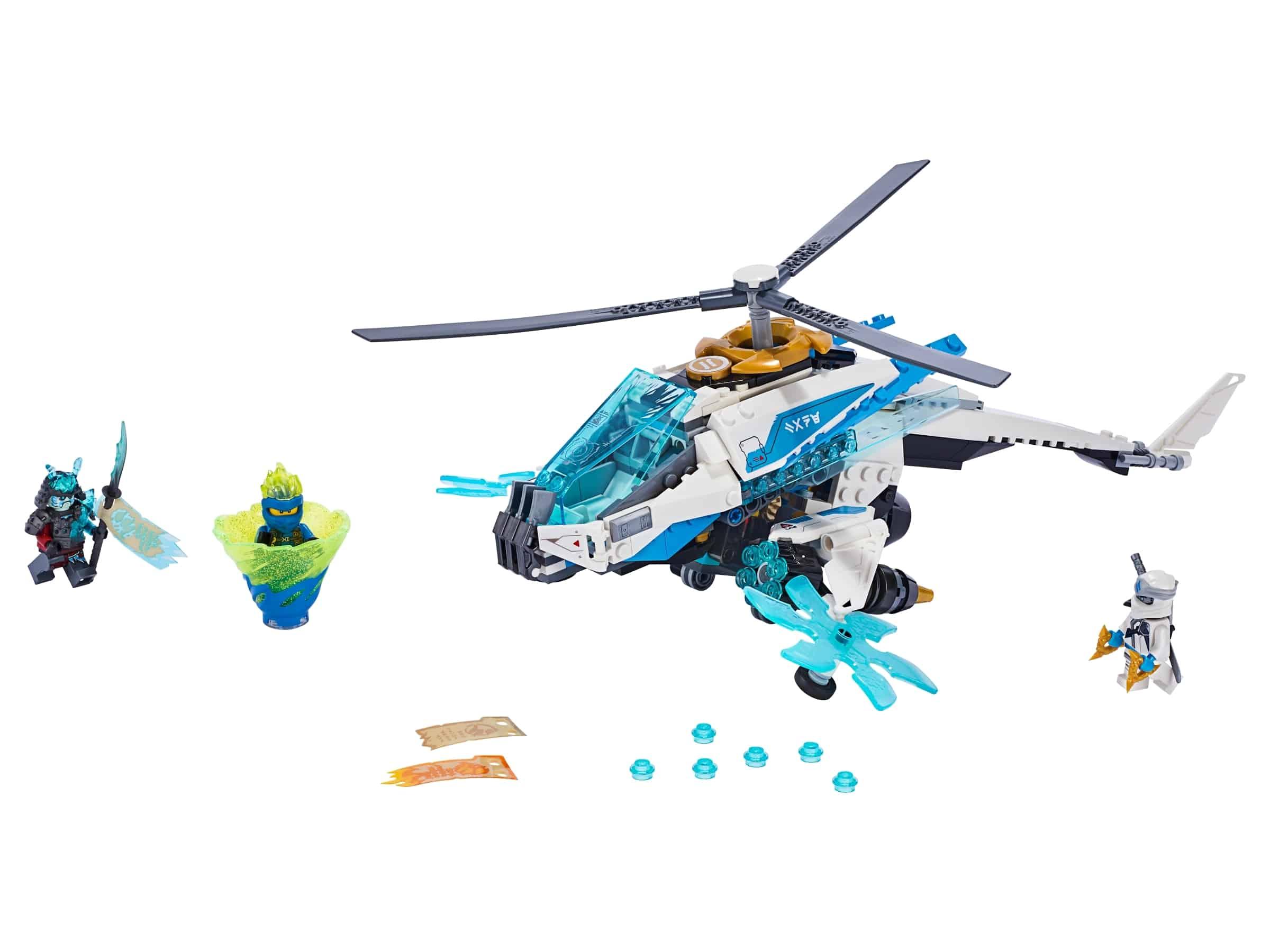 lego shuricopter 70673