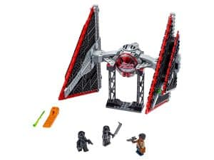lego sith tie fighter 75272