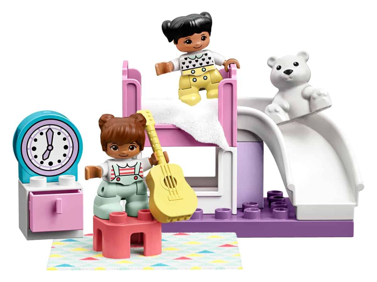 lego slaapkamer 10926