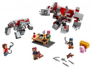 lego slag om redstone 21163