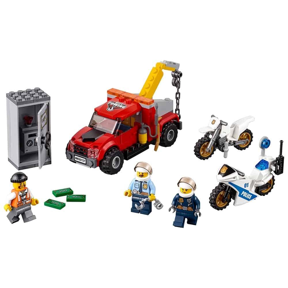 lego sleeptruck probleem 60137