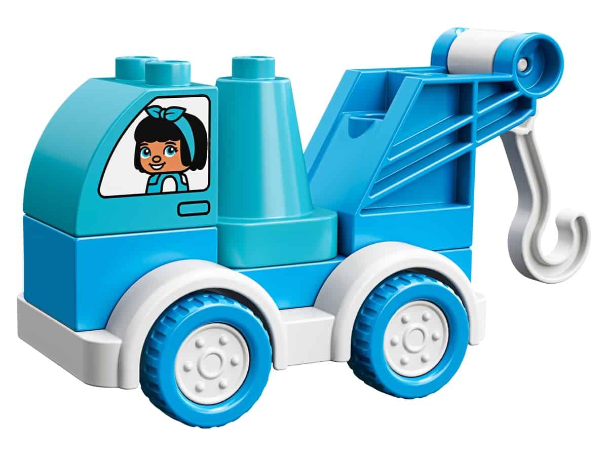 lego sleepwagen 10918