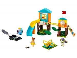 lego speeltuinavontuur van buzz en bo peep 10768
