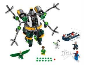 lego spider man doc ocks tentakel valstrik 76059