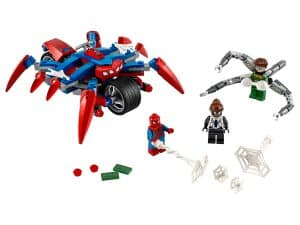 lego spider man vs doc ock 76148