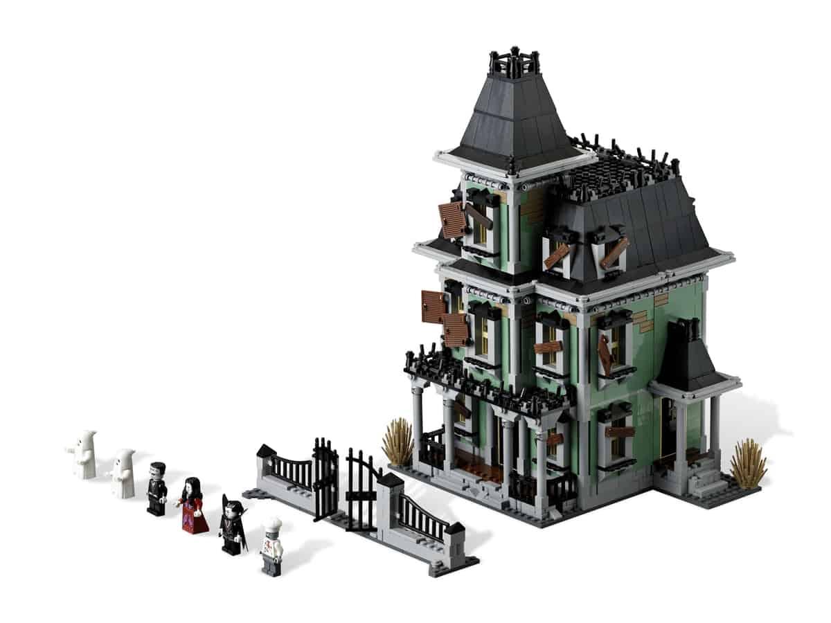 lego spookhuis 10228