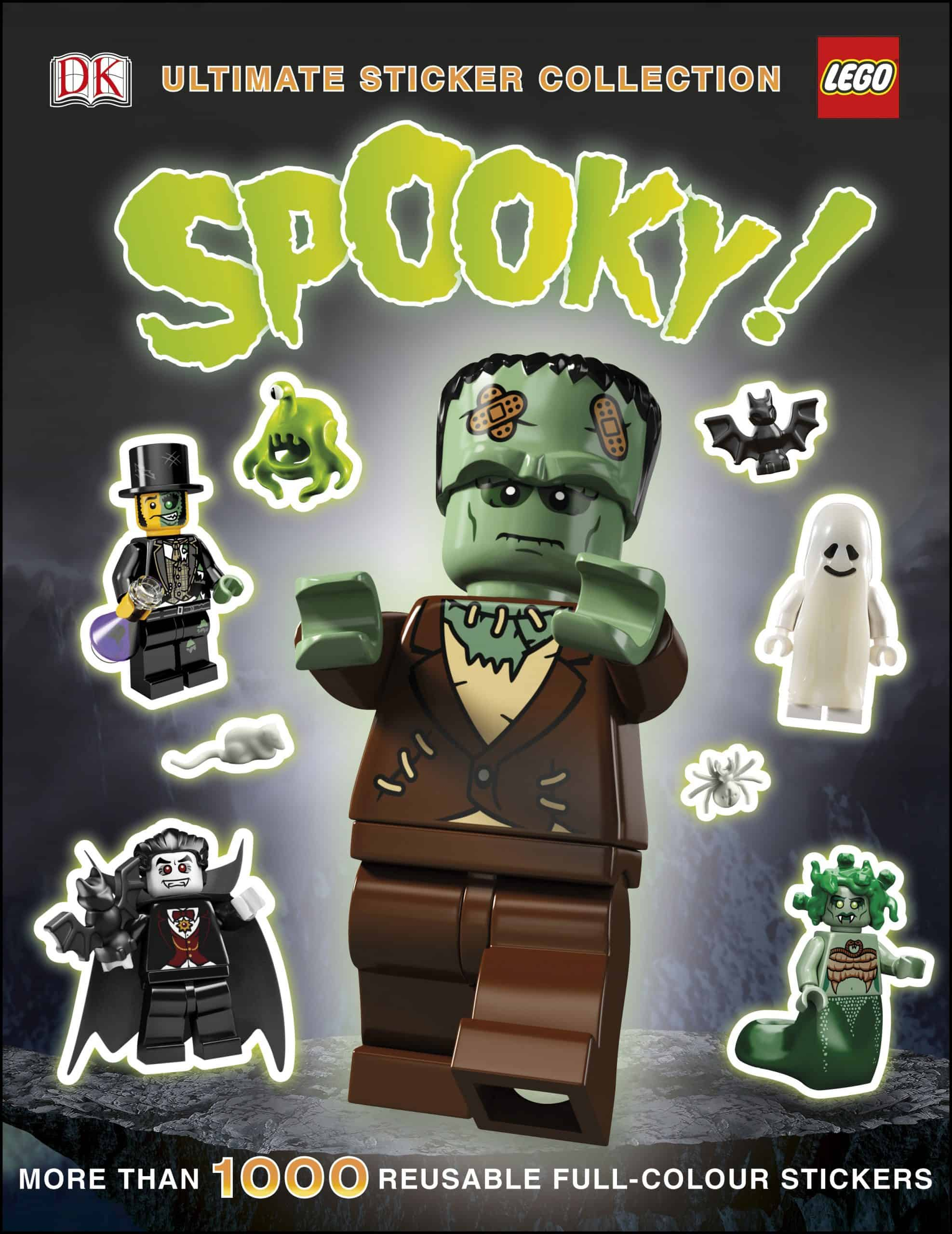 lego spooky ultimate sticker collection 5005664 scaled