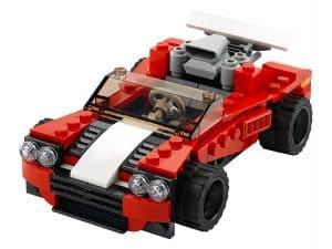 lego sportwagen 31100