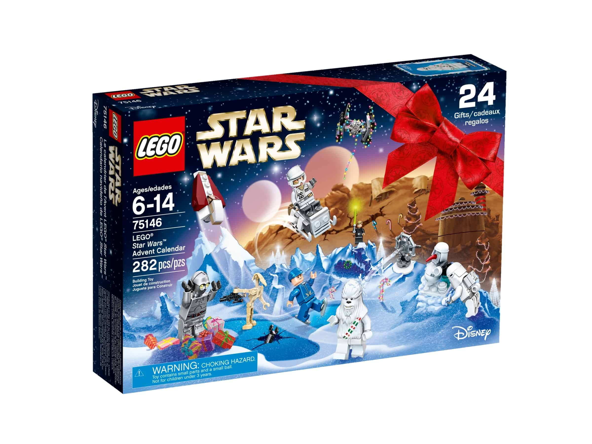 lego star wars adventkalender 75146
