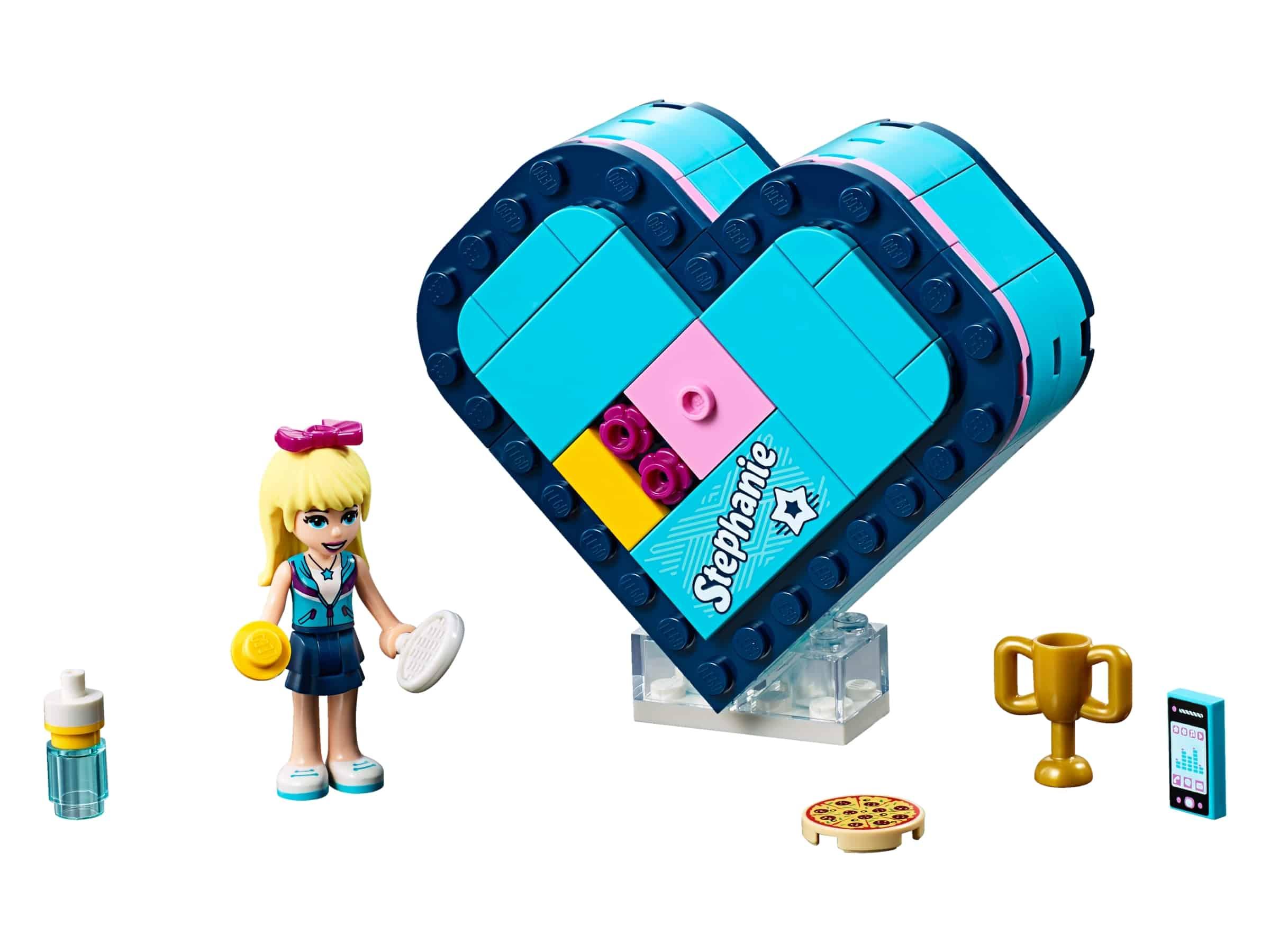 lego stephanies hartvormige doos 41356