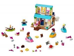 lego stephanies huisje aan het meer 10763