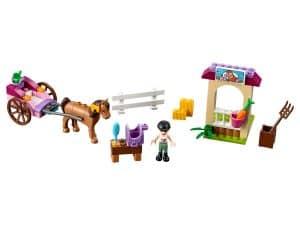 lego stephanies koets 10726