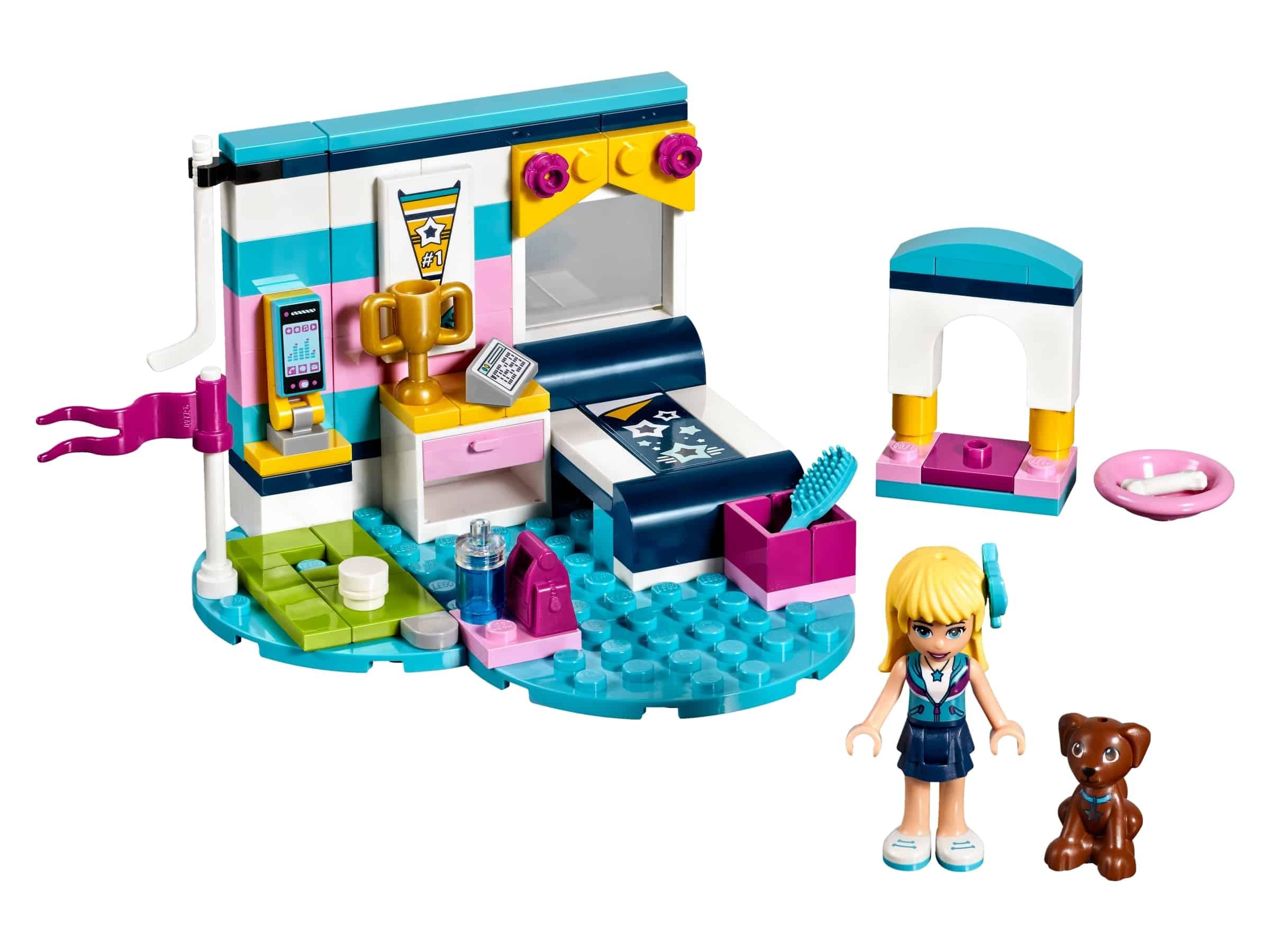 lego stephanies slaapkamer 41328