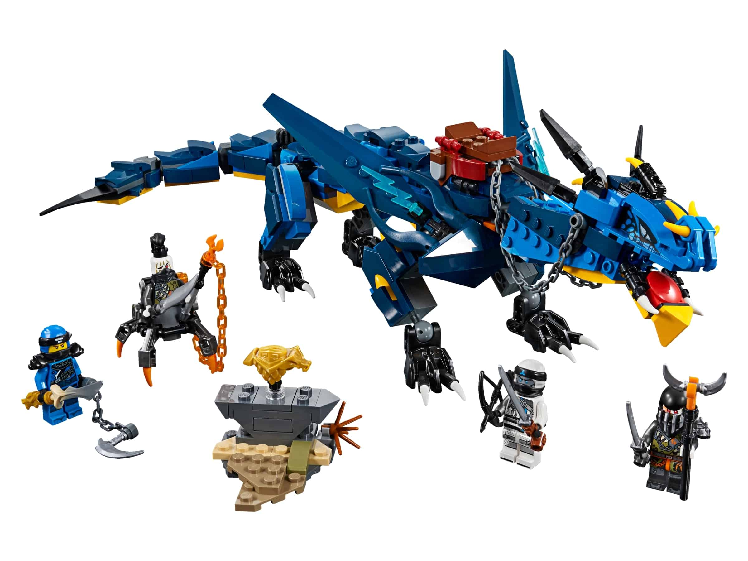lego stormbringer 70652