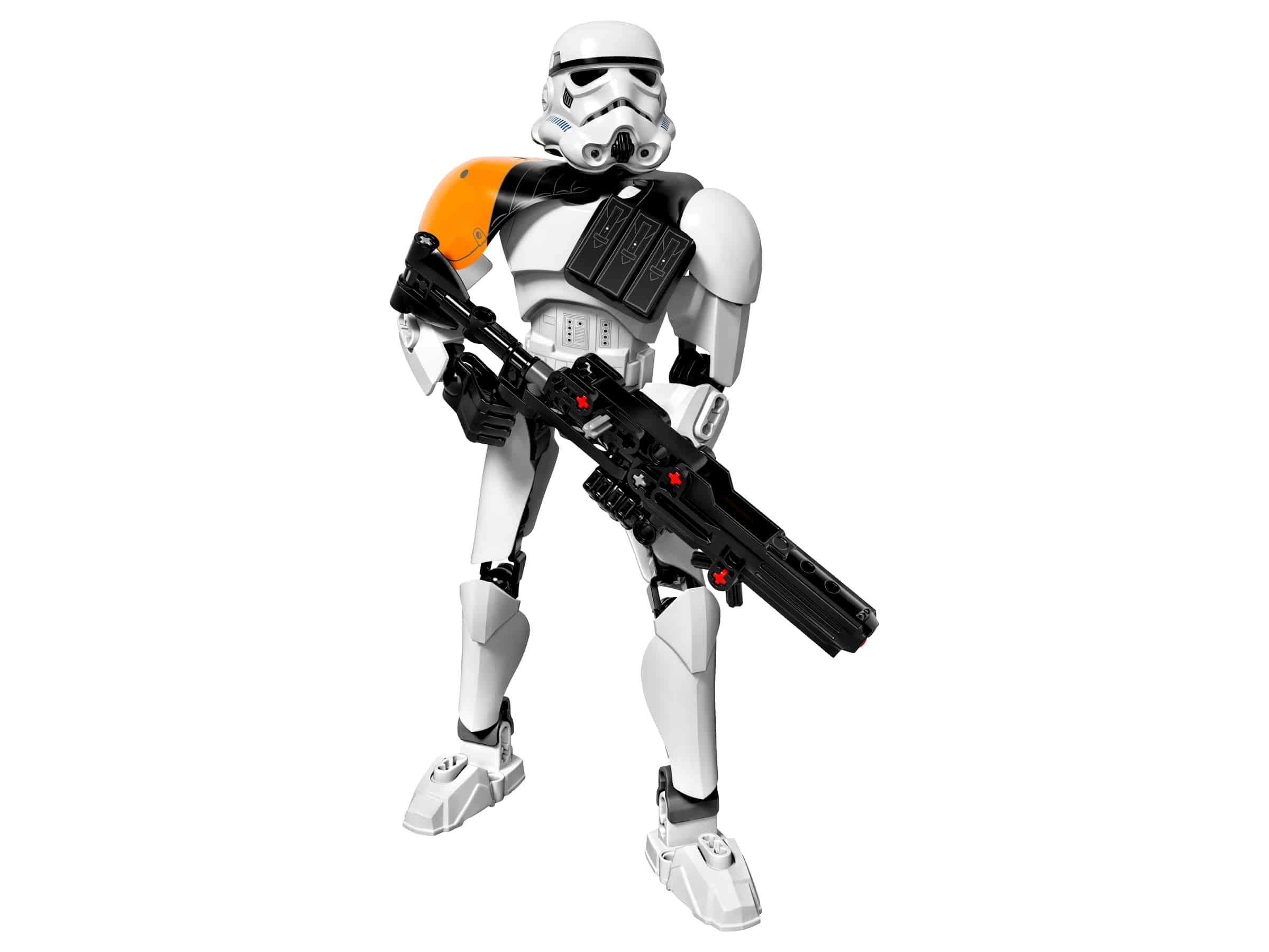 lego stormtrooper commander 75531
