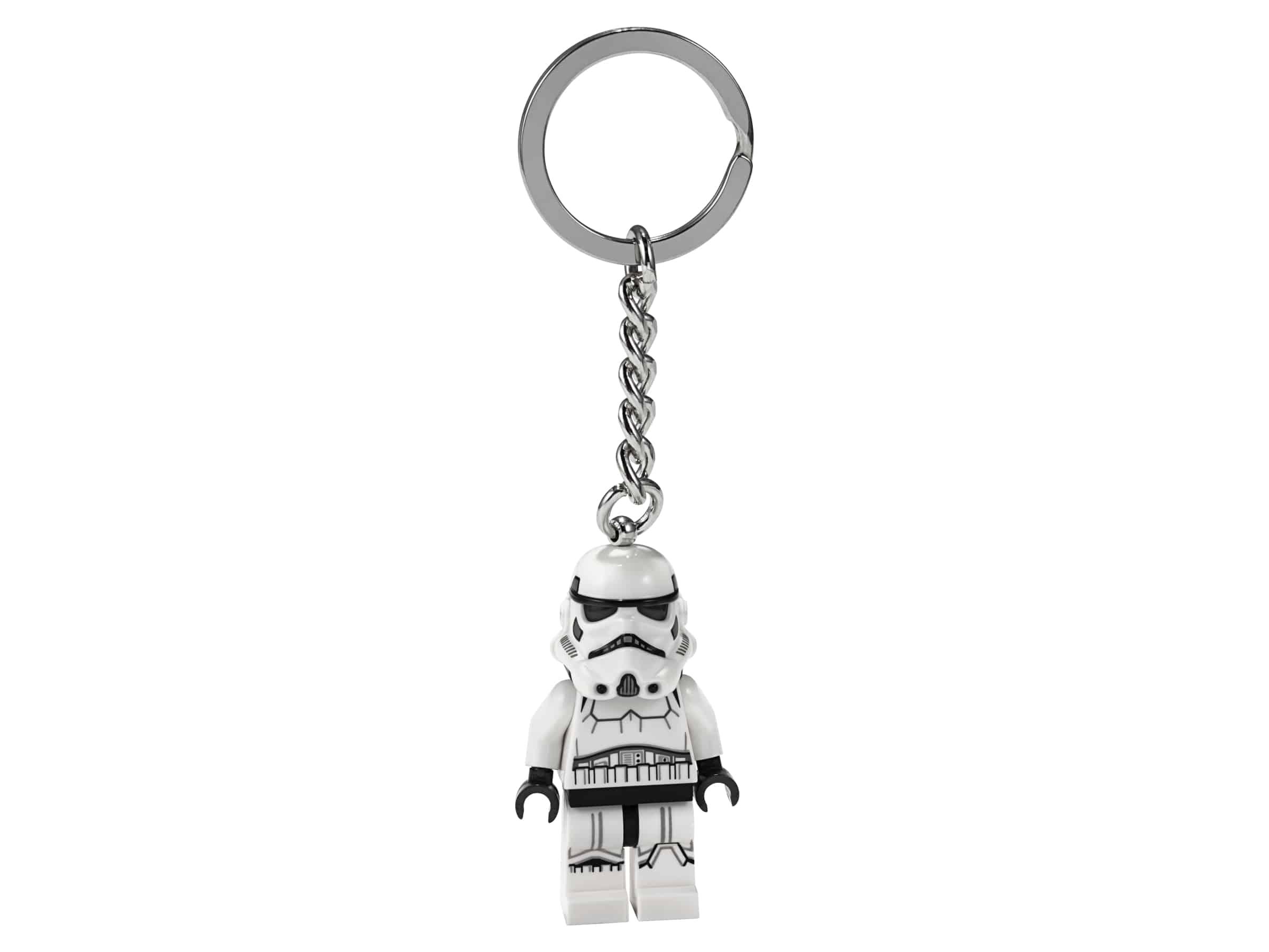 lego stormtrooper sleutelhanger 853946