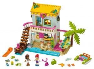 lego strandhuis 41428