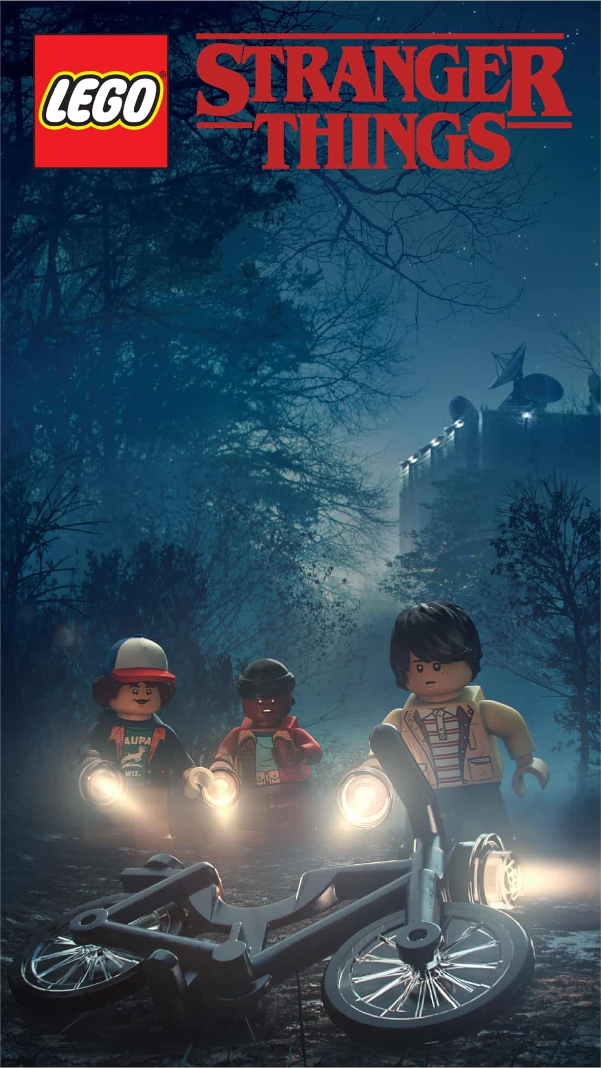 lego stranger things schetsboek 5005933