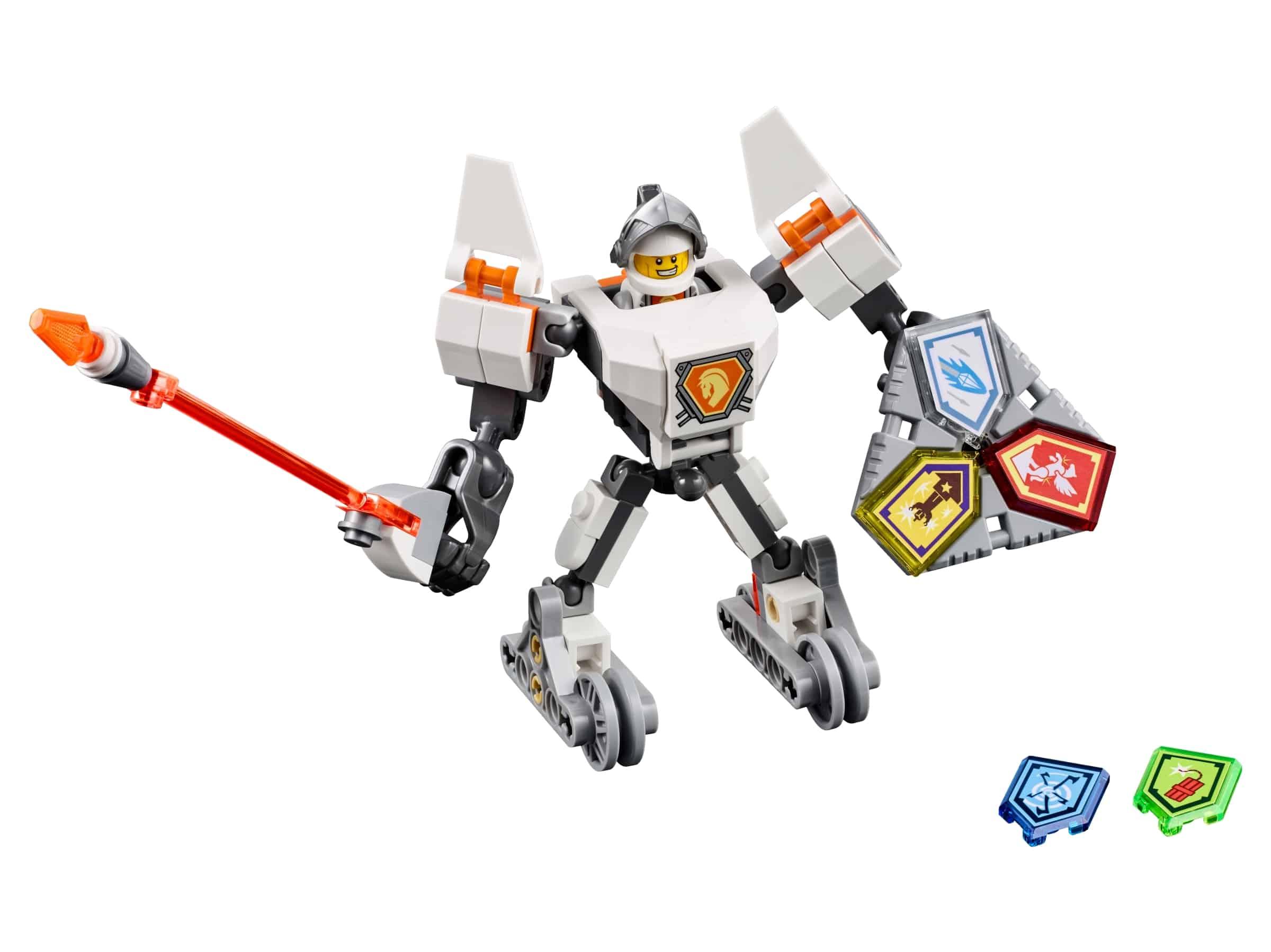 lego strijdharnas lance 70366