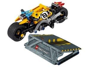 lego stuntmotor 42058