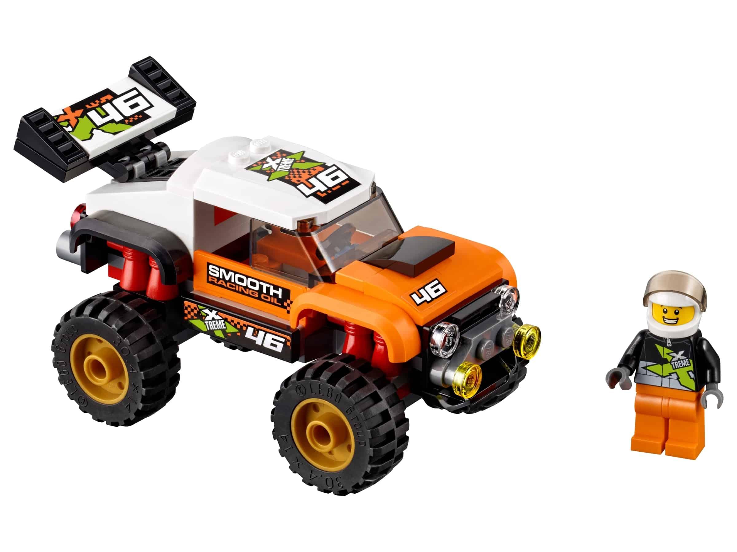 lego stunttruck 60146