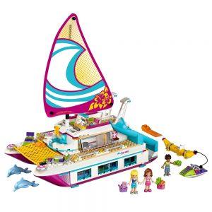 lego sunshine catamaran 41317