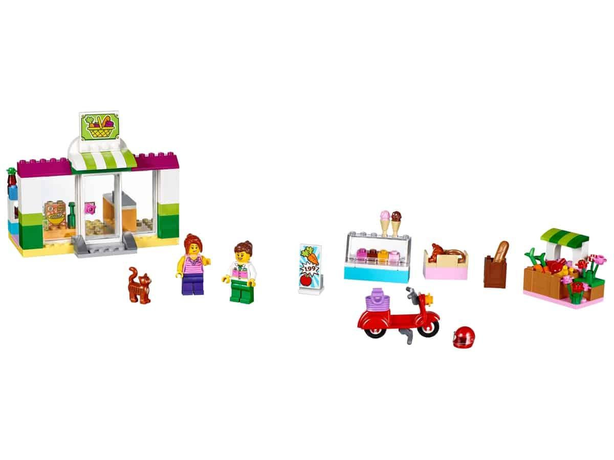 lego supermarkt koffer 10684