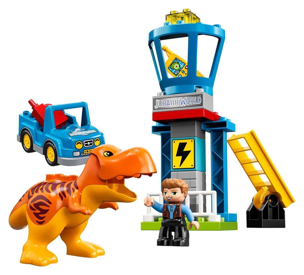 lego t rex toren 10880 scaled