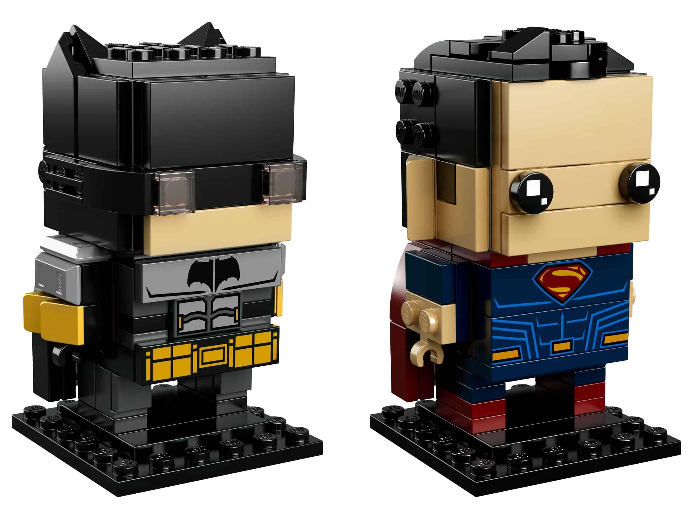 lego tactical batman superman 41610