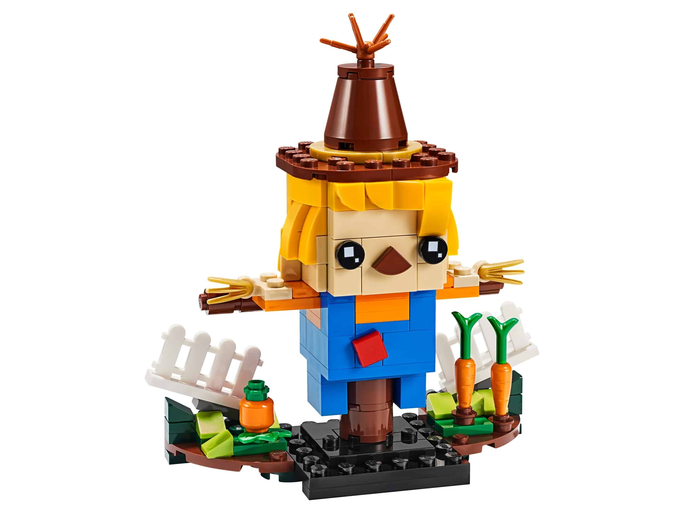 lego thanksgiving vogelverschrikker 40352